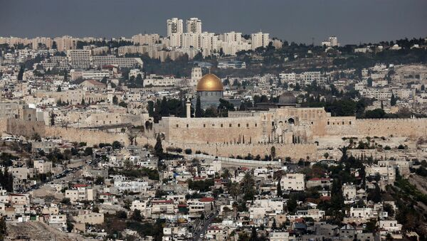 Jeruzalém, Izrael - Sputnik Česká republika