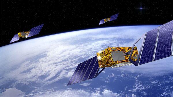 Evropský satelitní systém Galileo - Sputnik Česká republika
