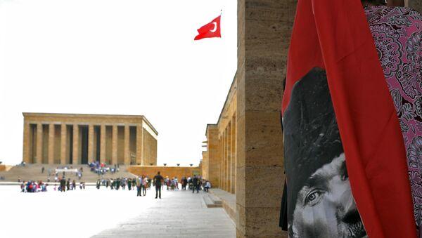 Ankara, Turecko - Sputnik Česká republika