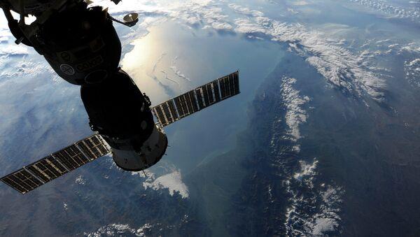 Satelit na orbitě - Sputnik Česká republika