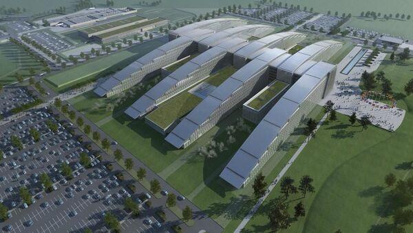Projekt nového sídla NATO  v Bruselu - Sputnik Česká republika
