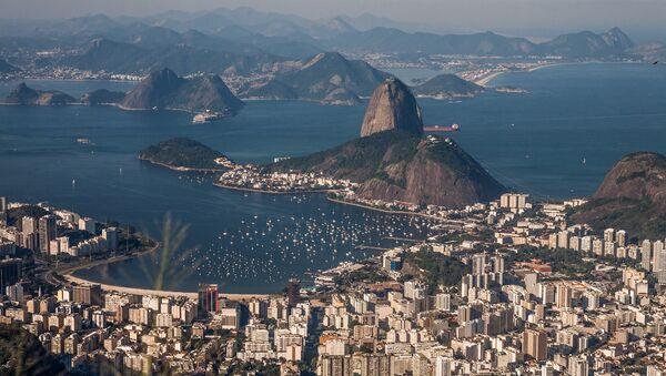 Rio de Janeiro, Brazílie - Sputnik Česká republika
