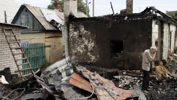 Situace v Donbasu. Ilustrační foto - Sputnik Česká republika