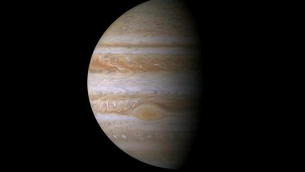 Planeta Jupiter - Sputnik Česká republika