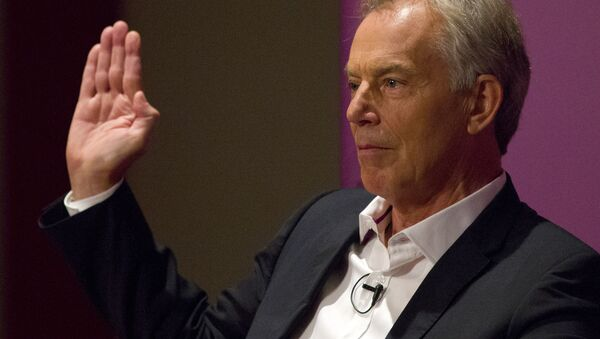 Tony Blair - Sputnik Česká republika