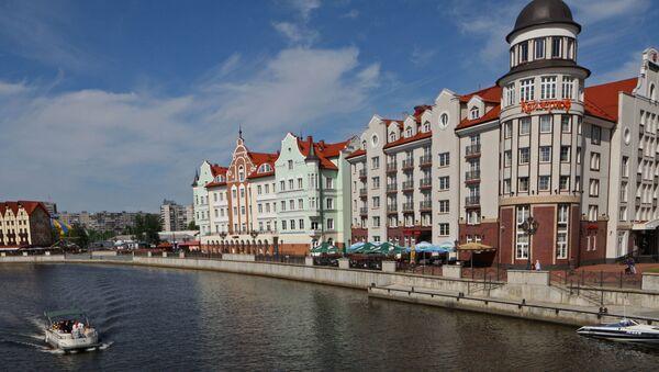 Kaliningrad, Rusko - Sputnik Česká republika