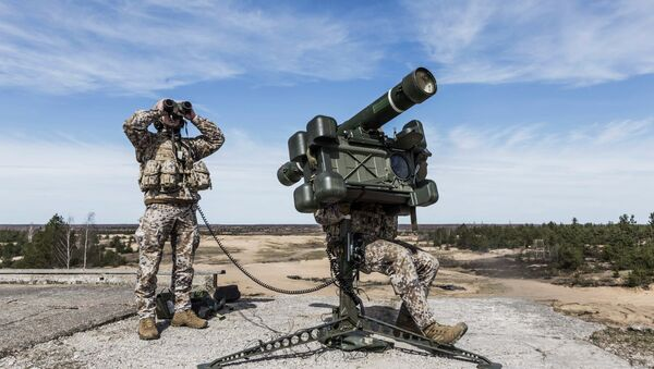 Vojenské cvičení NATO - Sputnik Česká republika