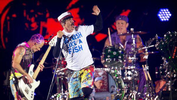 Red Hot Chili Peppers - Sputnik Česká republika