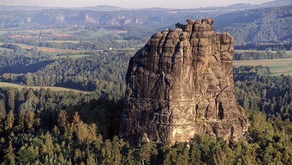 Národní park Saské Švýcarsko - Sputnik Česká republika