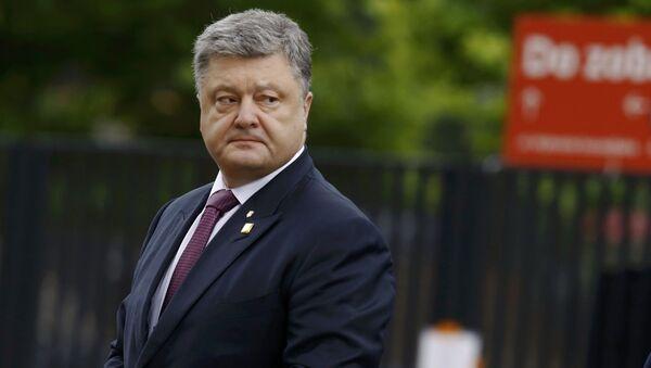 Ukrajina odmítla účast ve shromáždění, kterého se měla zúčastnit společně s Polskem - Sputnik Česká republika