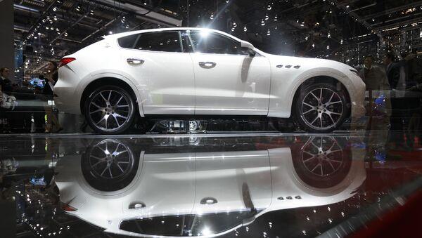 Maserati Levante - Sputnik Česká republika