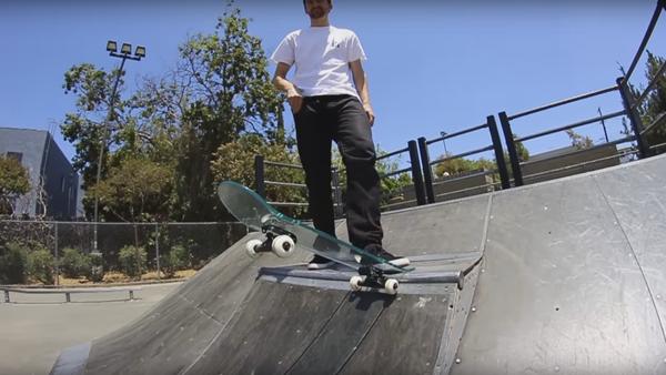 Dá se jezdit na skleněném skateboardu? - Sputnik Česká republika