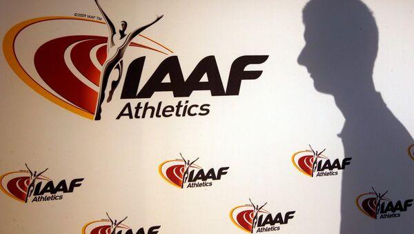 IAAF - Sputnik Česká republika