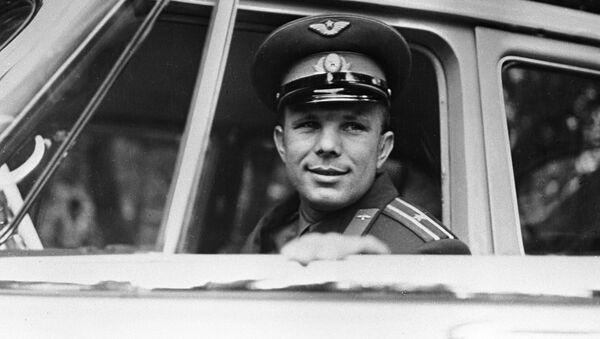 První kosmonaut Jurij Gagarin - Sputnik Česká republika