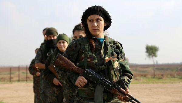 Syrské ženy - Sputnik Česká republika