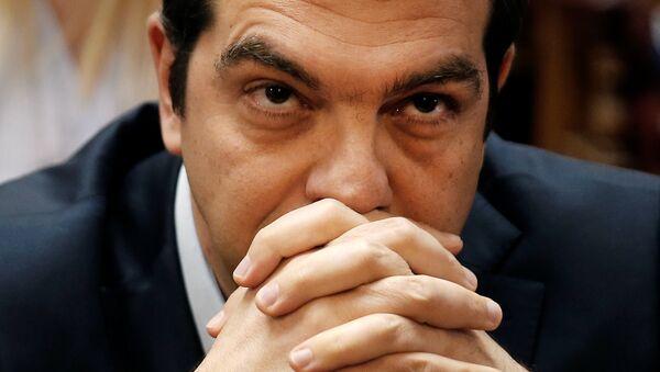 Alexis Tsipras - Sputnik Česká republika