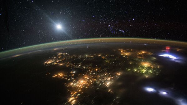 Země. Ilustrační foto - Sputnik Česká republika