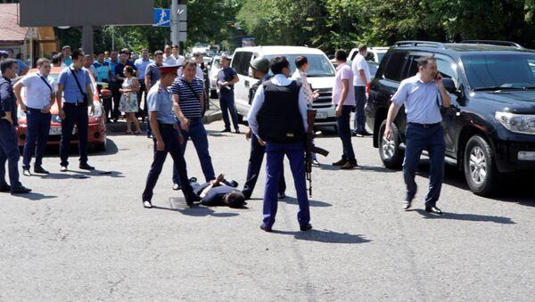 Střelba v Alma Atě - Sputnik Česká republika