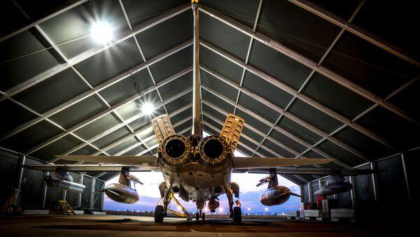 Tornado na základně Incirlik v Turecku - Sputnik Česká republika