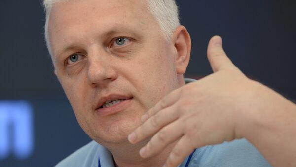 Pavel Šeremet - Sputnik Česká republika