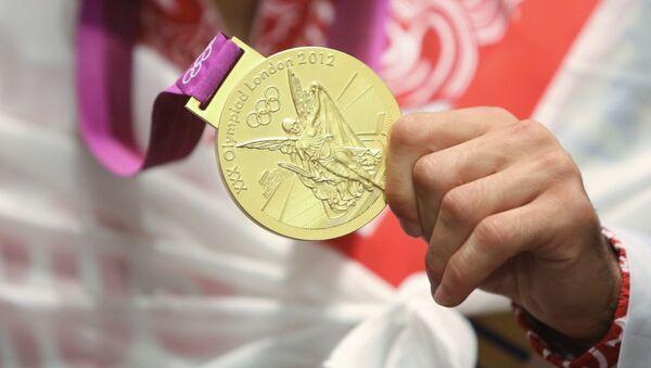 Medaile Olympijských jer 2012 - Sputnik Česká republika