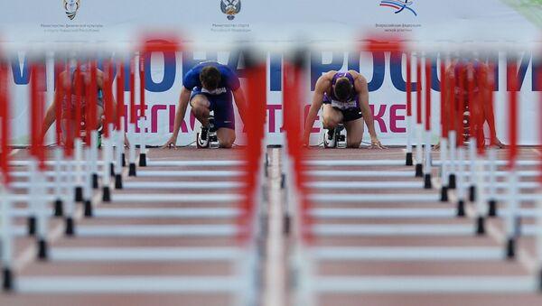 Ruské mistrovství v atletice - Sputnik Česká republika