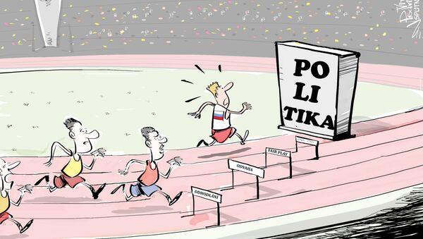 Fair play - Sputnik Česká republika