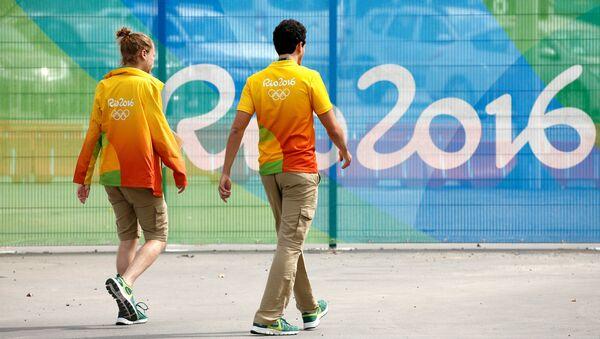 Olympijský park v Rio - Sputnik Česká republika