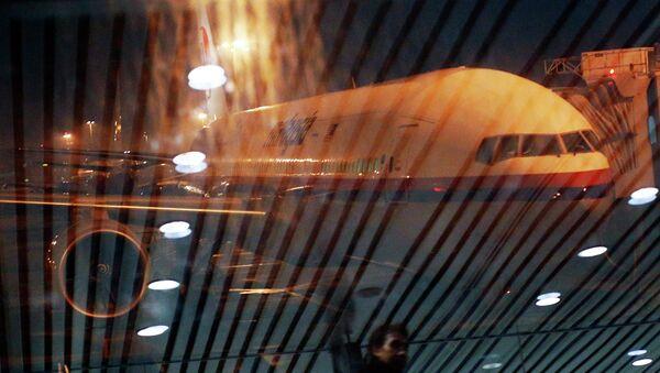 Boeing 777-200ER - Sputnik Česká republika