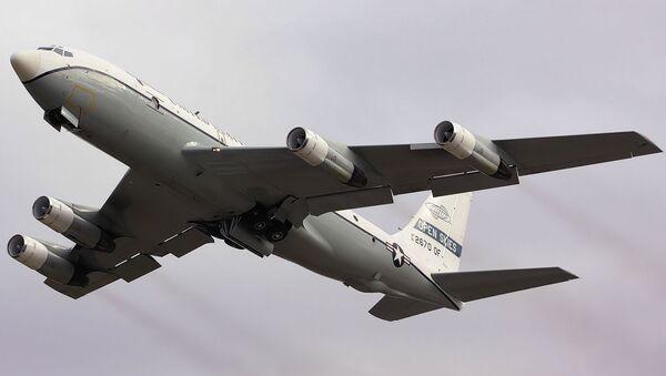 Boeing OC-135B - Sputnik Česká republika