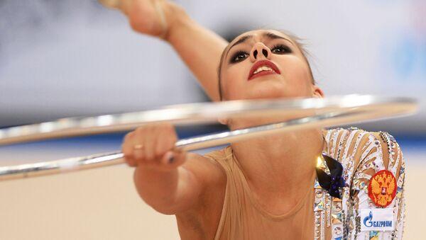 Ruská gymnastka Margarita Mamunová - Sputnik Česká republika