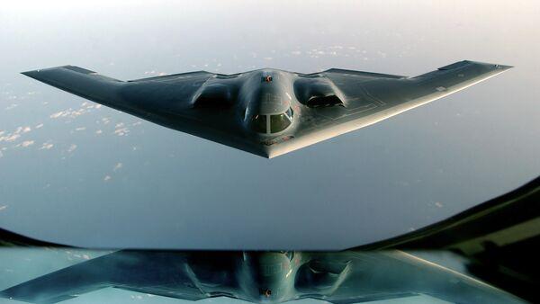 B-2 Spirit. Ilustrační foto - Sputnik Česká republika
