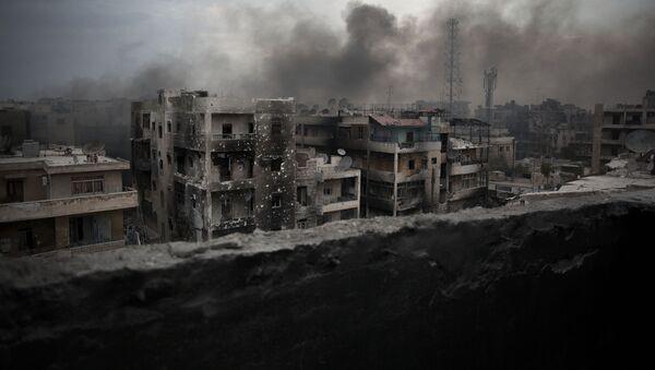 Aleppo, Sýrie (ilustrační foto) - Sputnik Česká republika