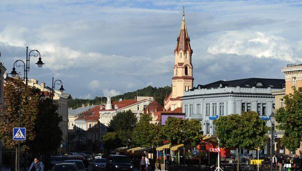 Vilnius - Sputnik Česká republika