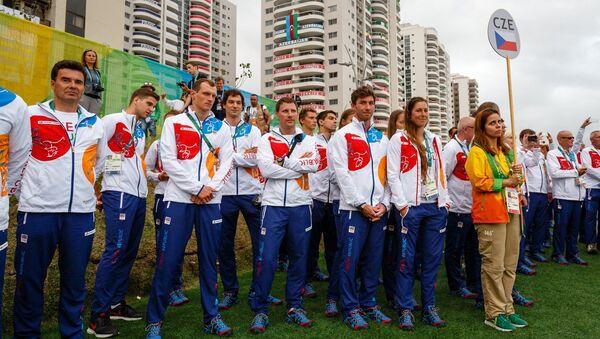 Český olympijský tým - Sputnik Česká republika