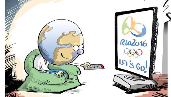 Rio 2016, jen do toho! - Sputnik Česká republika
