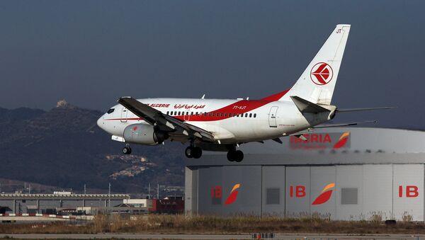 Air Algerie / Boeing 737-600 - Sputnik Česká republika