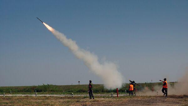 Protiletadlový raketový komplet Igla - Sputnik Česká republika