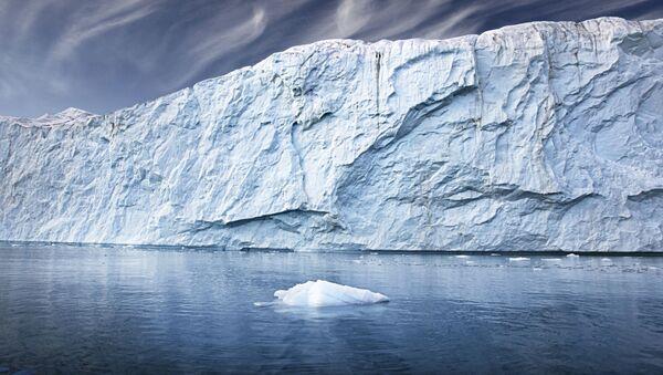 Ledovce v Grónsku. Ilustrační foto - Sputnik Česká republika