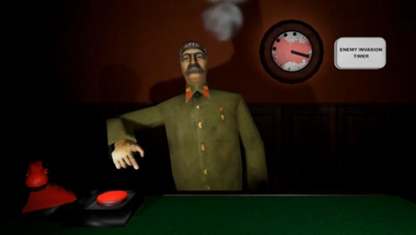 Na internetu se objevilo první video herního simulátoru Stalina - Sputnik Česká republika