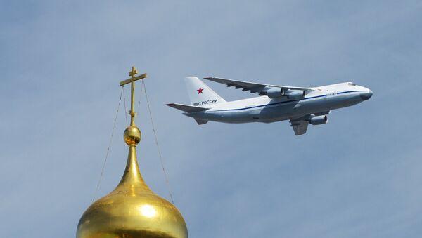 AN-124-100 Ruslan - Sputnik Česká republika
