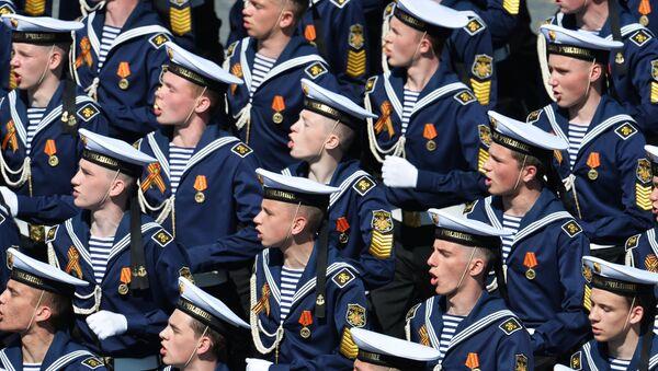 Vojenské námořnictvo Ruska - Sputnik Česká republika