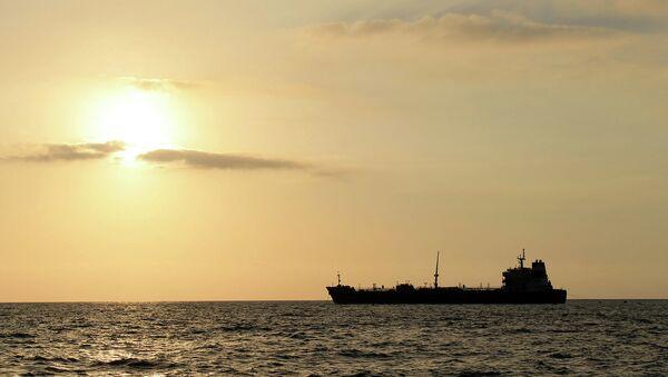Oil Tanker - Sputnik Česká republika