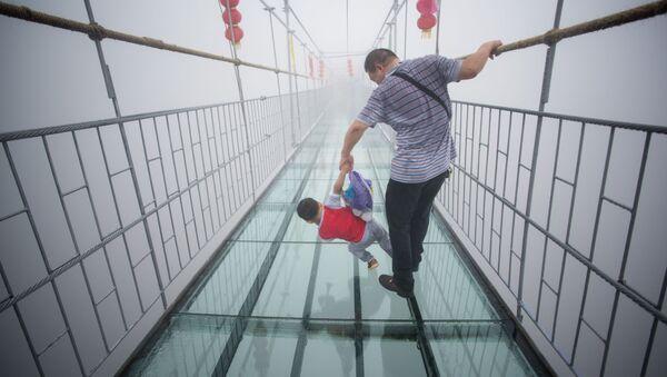 Most v Číně - Sputnik Česká republika