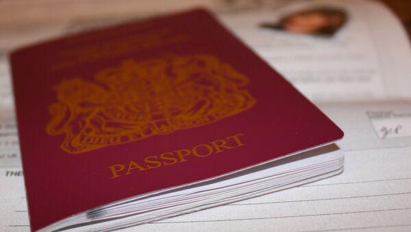 Passport - Sputnik Česká republika