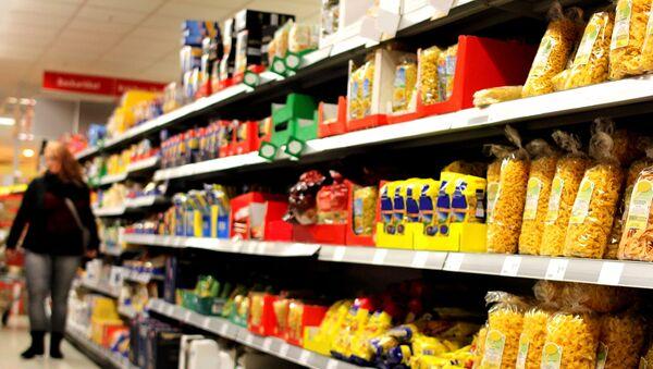 Supermarket  - Sputnik Česká republika