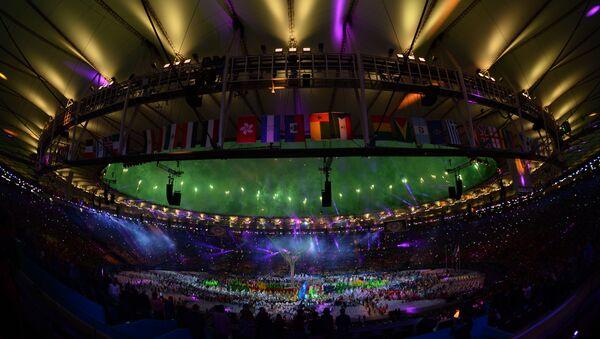 V Riu skončily XXXI. letní Olympijské hry - Sputnik Česká republika
