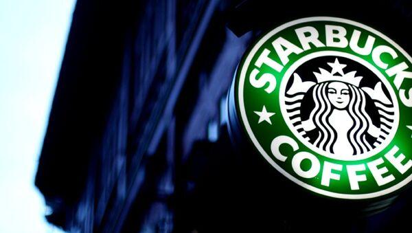 Kavárna Starbucks - Sputnik Česká republika