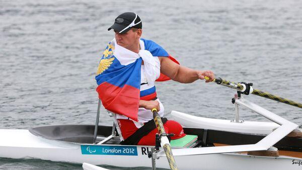 Ruský sportovec Alexej Čuvašev - Sputnik Česká republika