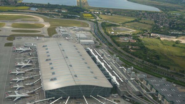 Letiště Heathrow - Sputnik Česká republika